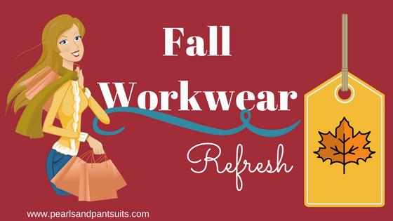 Fall Workwear Refresh