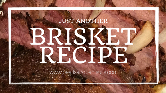 Another Brisket Recipe