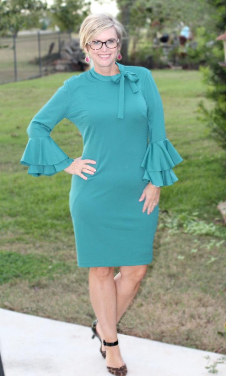 Alexia Admor Amber Knit Dress